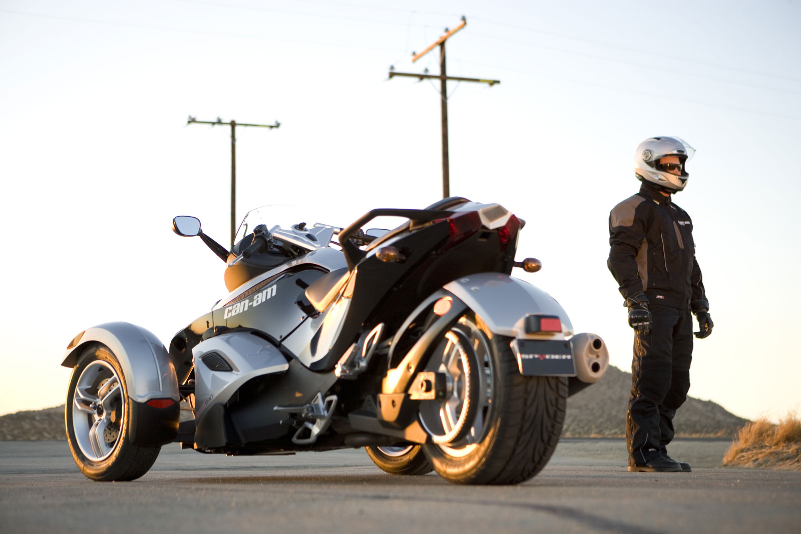 Can-Am Spyder Roadster SM5 #2