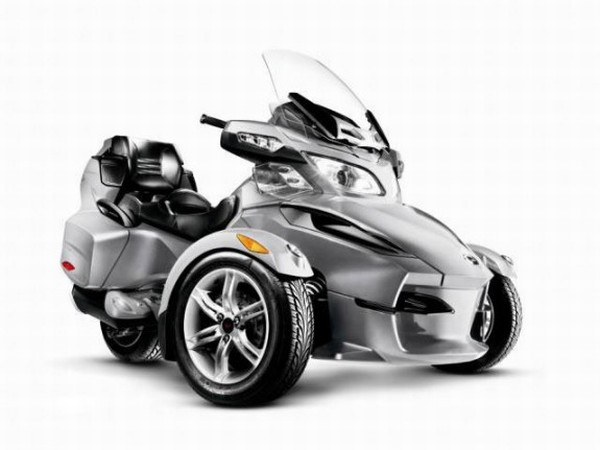 Can-Am Spyder Roadster SM5 #5