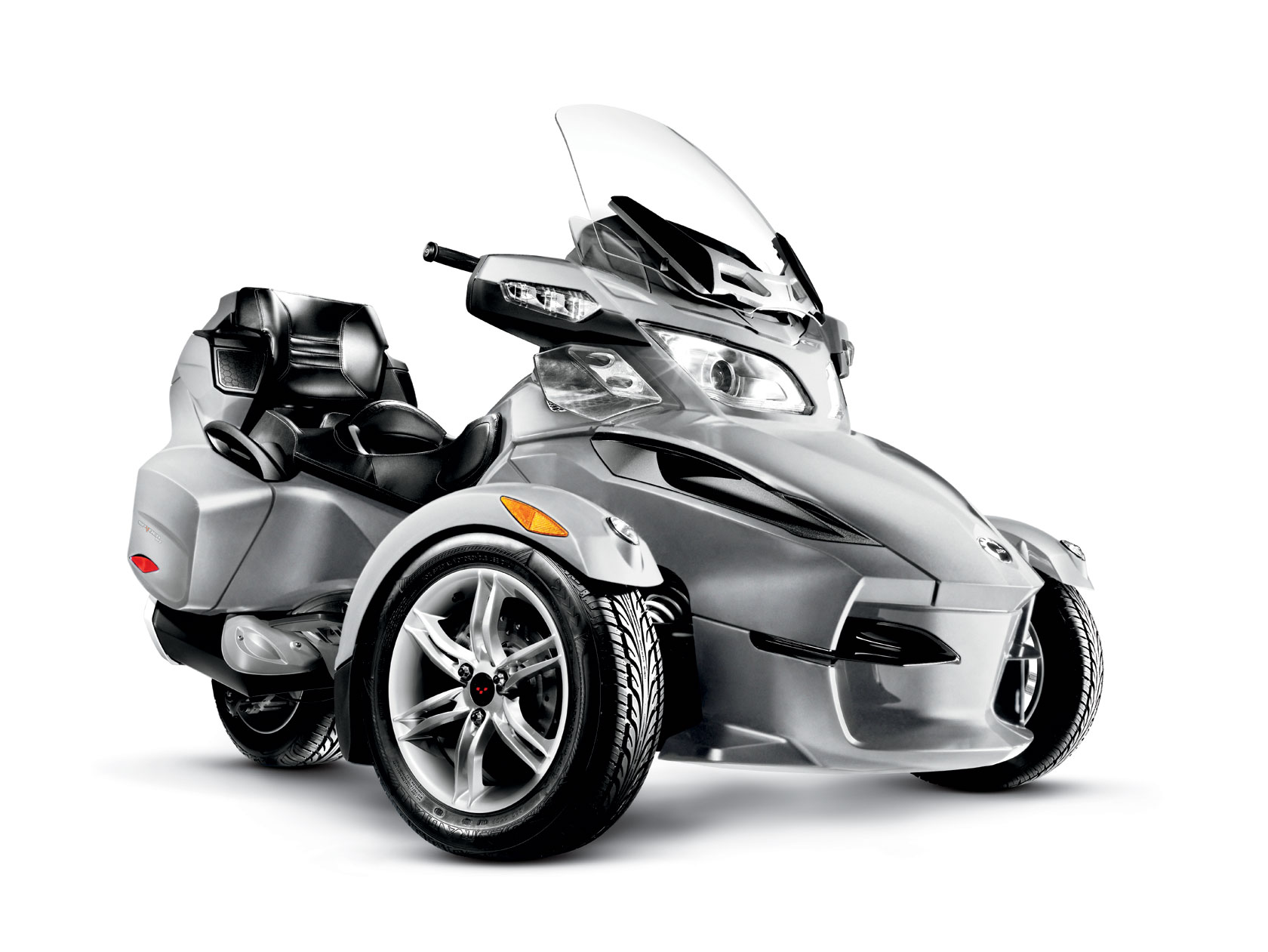 Can-Am Spyder RS 2010 #1