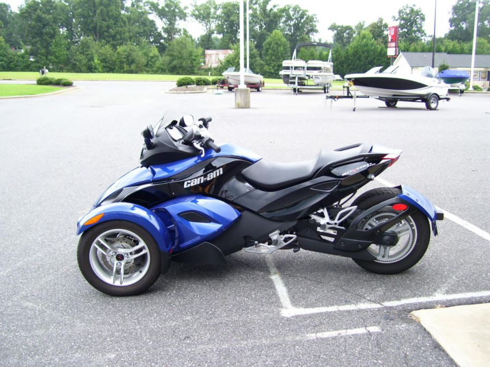 Can-Am Spyder RS 2010 #11