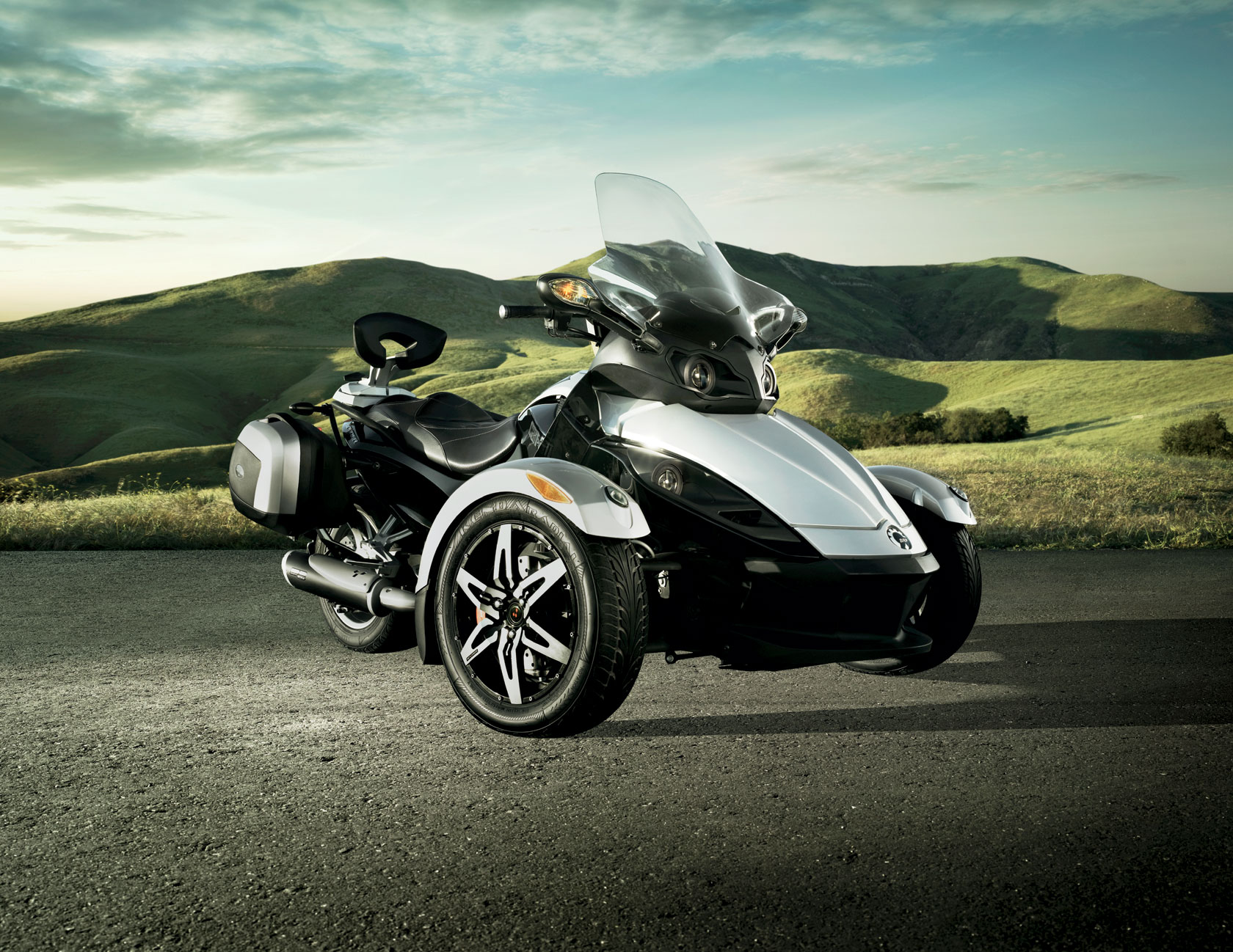 Can-Am Spyder RS 2010 #14