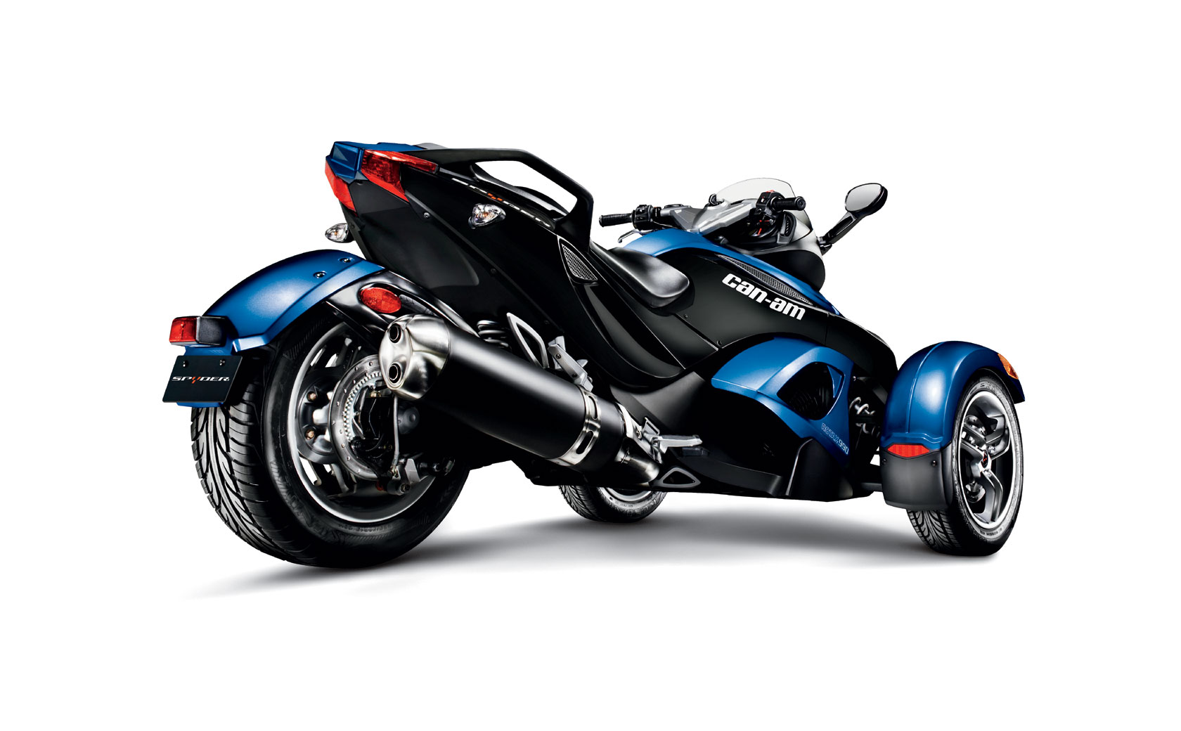 Can-Am Spyder RS 2010 #7