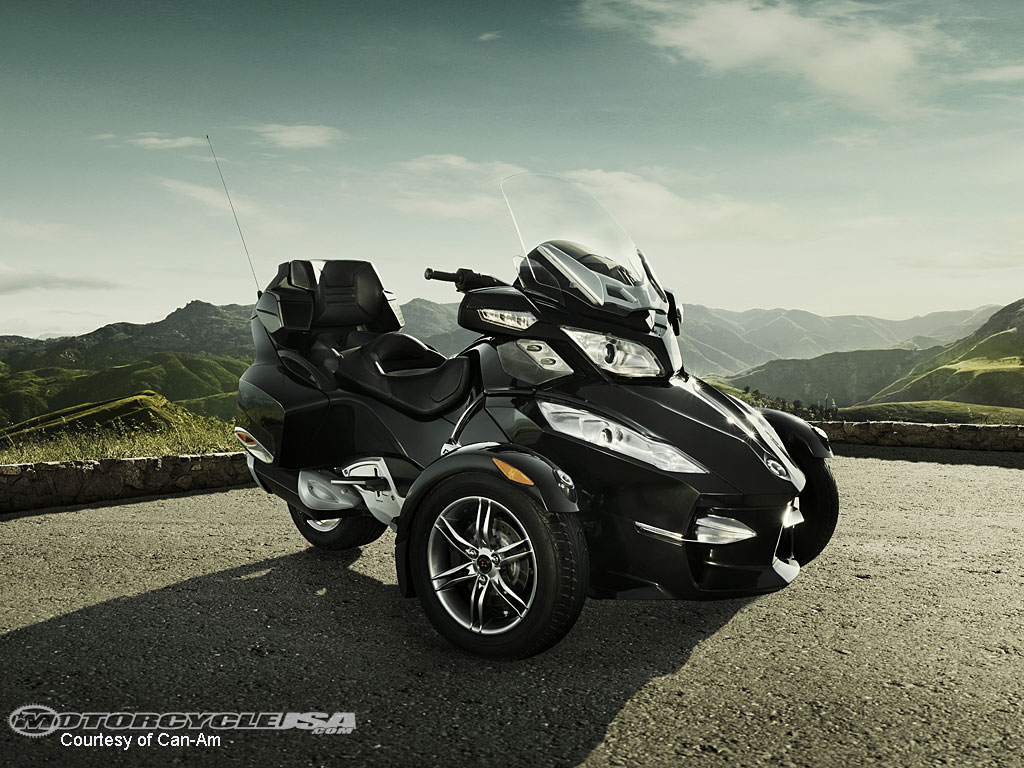 Can-Am Spyder RS 2010 #8