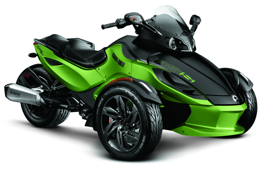 Can-Am Spyder RS #6