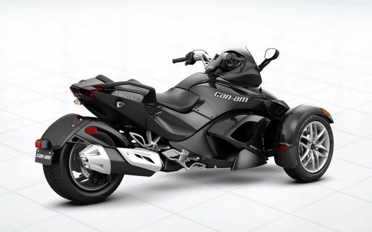 Can-Am Spyder RS #9