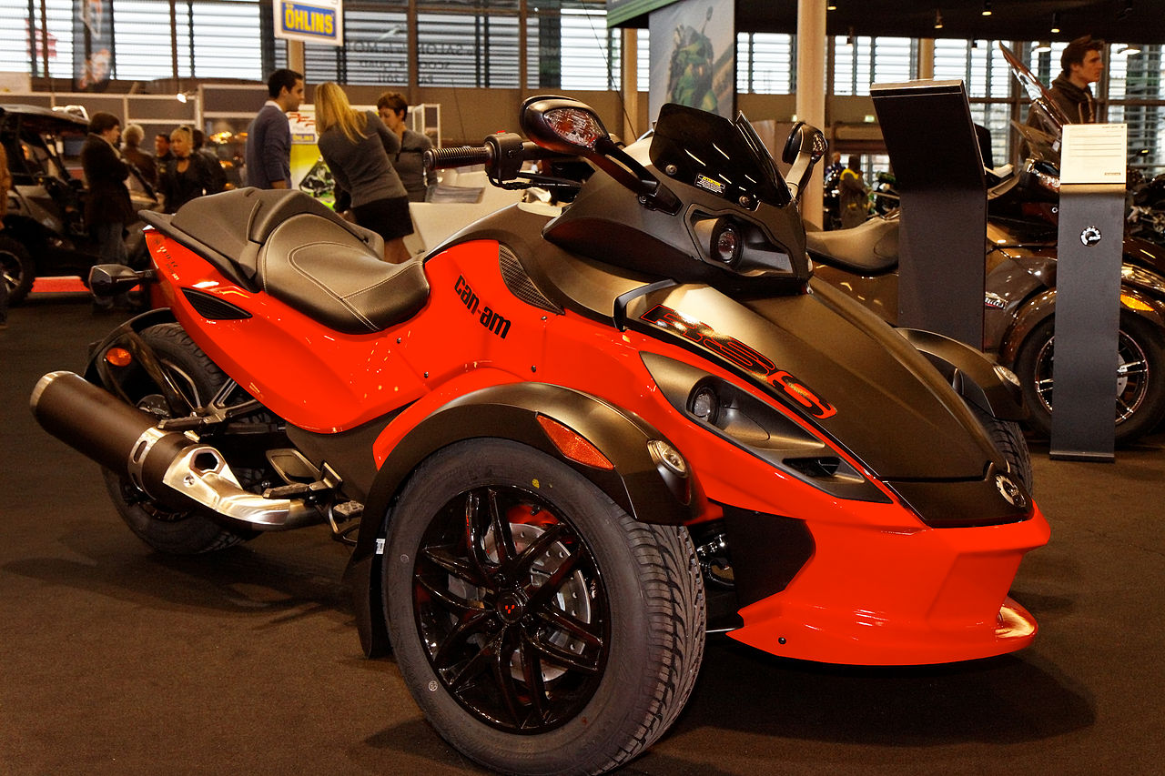 Can-Am Spyder RS-S #13