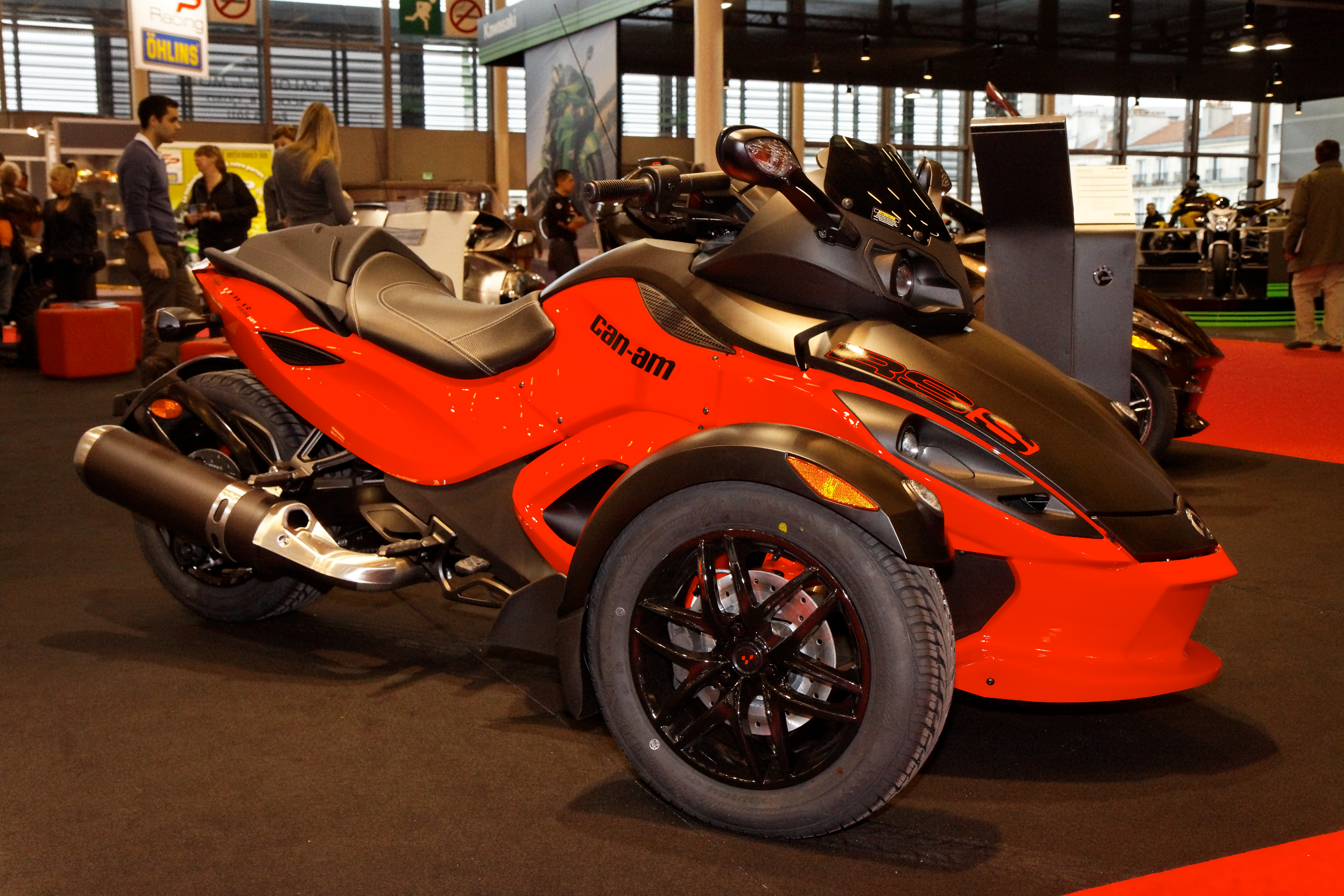 Can-Am Spyder RS-S #14
