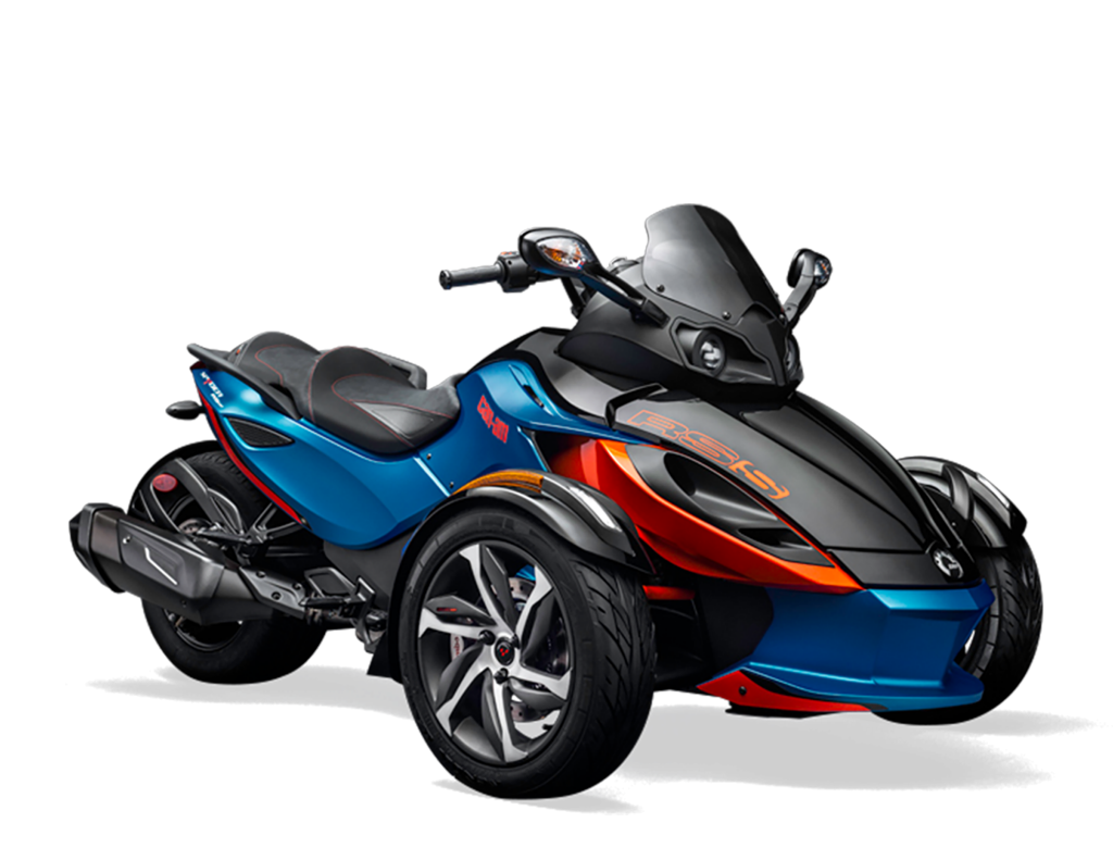 Can-Am Spyder RS-S #2