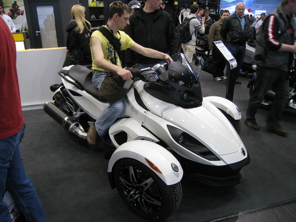 Can-Am Spyder RS-S 2010 #10