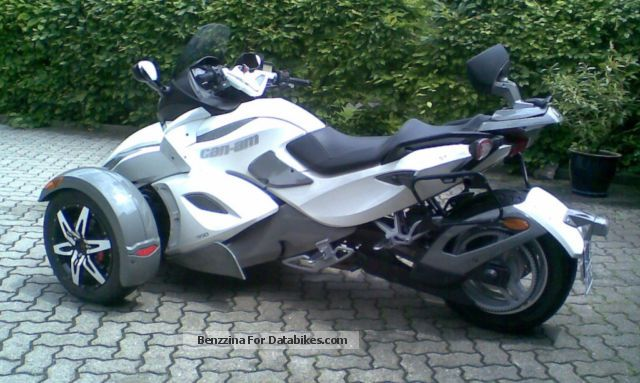 Can-Am Spyder RS-S 2010 #3