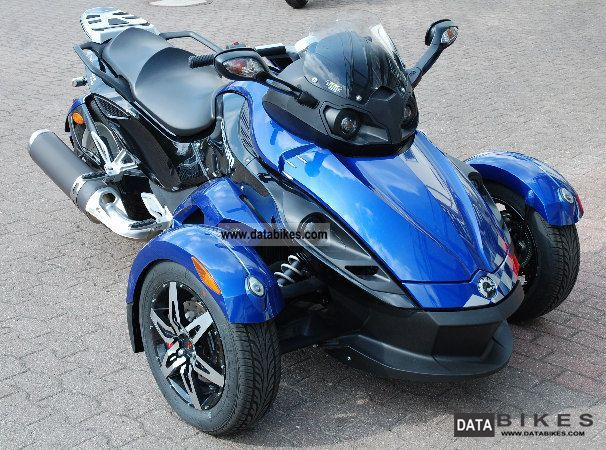 Can-Am Spyder RS-S 2010 #7