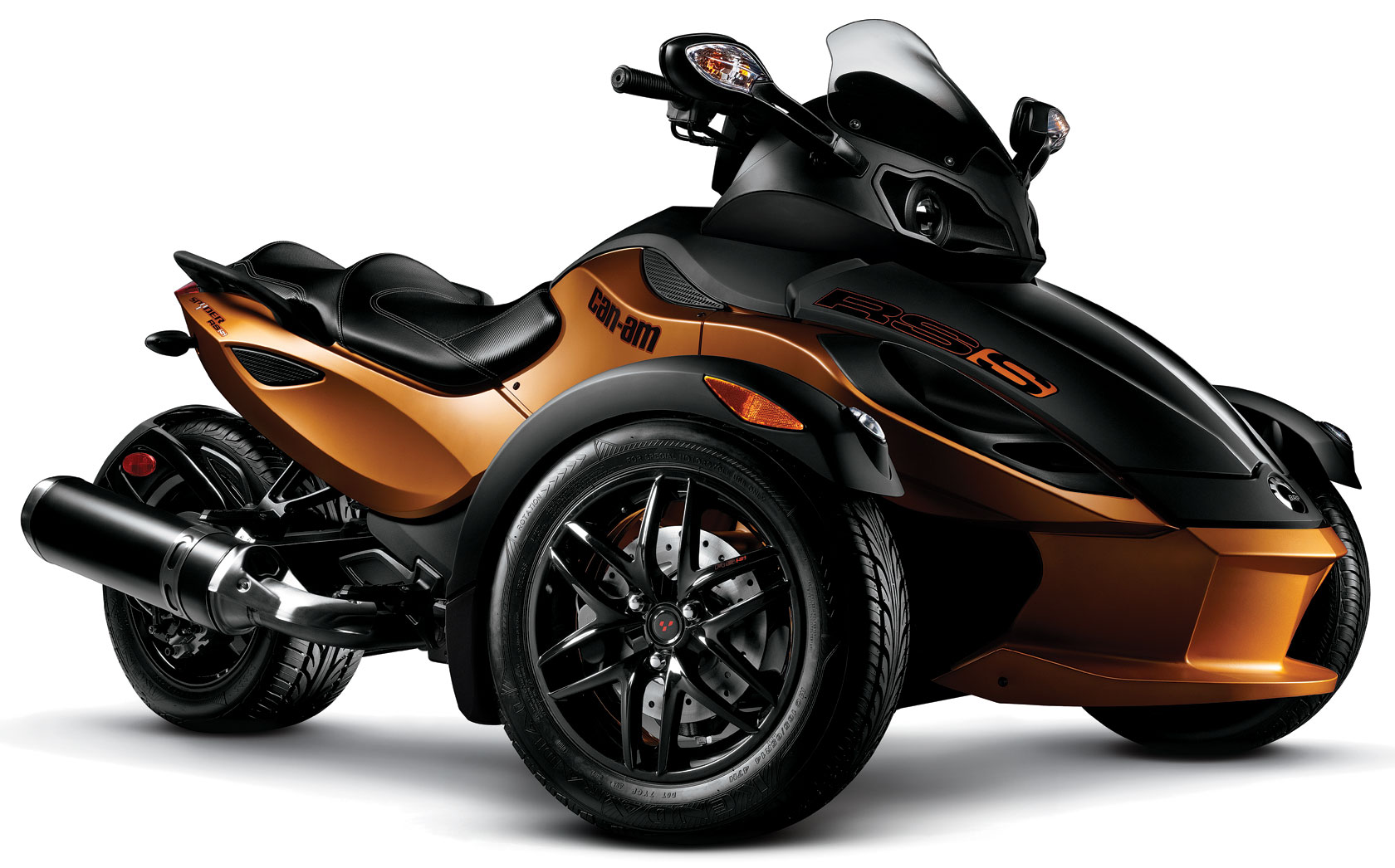 Can-Am Spyder RS-S #6