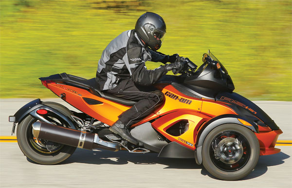 Can-Am Spyder RS-S #7