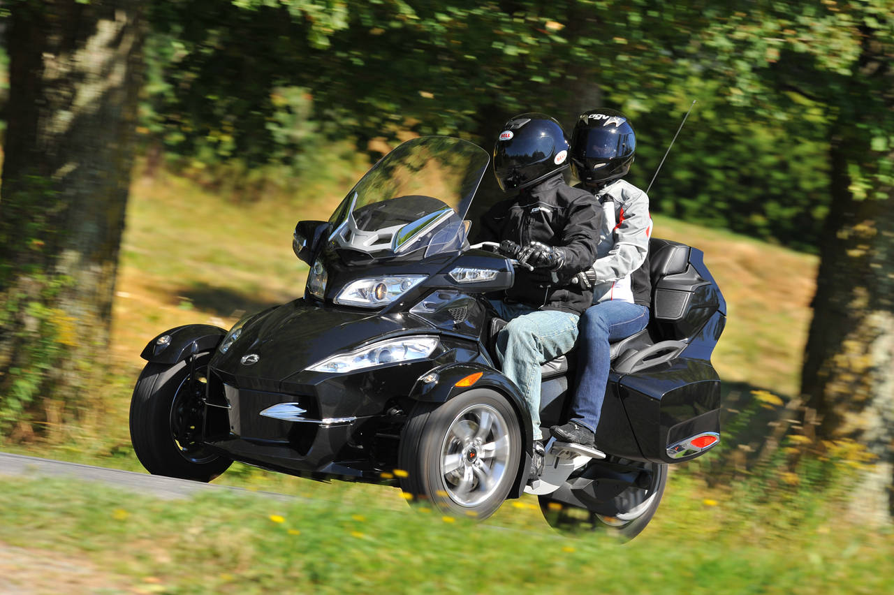 Can-Am Spyder RT #15