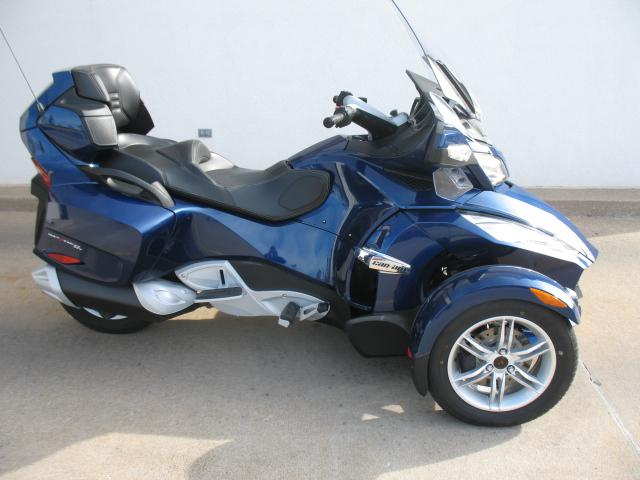 Can-Am Spyder RT Audio 2010 #14