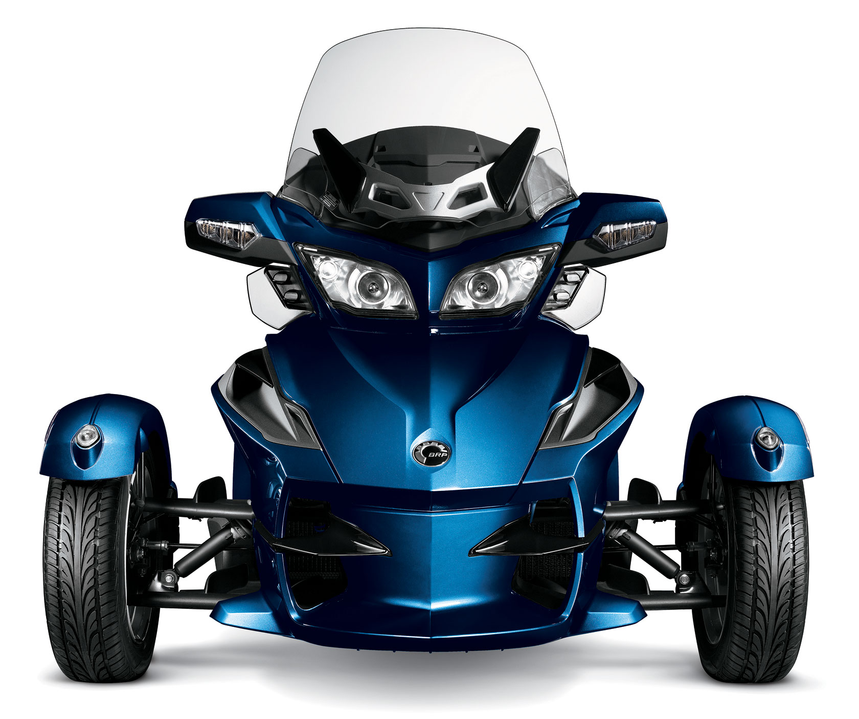 Can-Am Spyder RT Audio #7