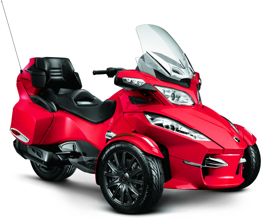 Can-Am Spyder RT-S #10