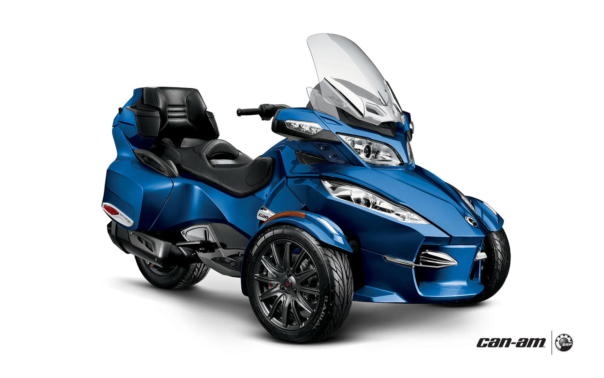 2010 Can Am Spyder Rt S Image 4
