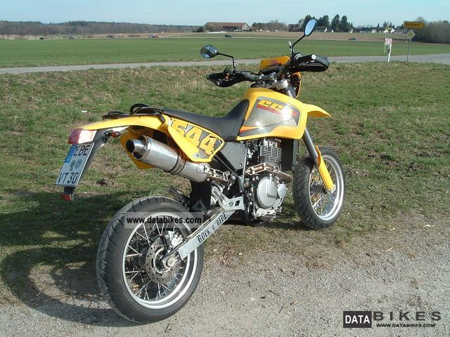 CCM Super motard #11