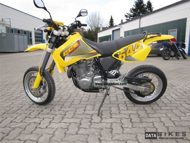CCM Super motard #14