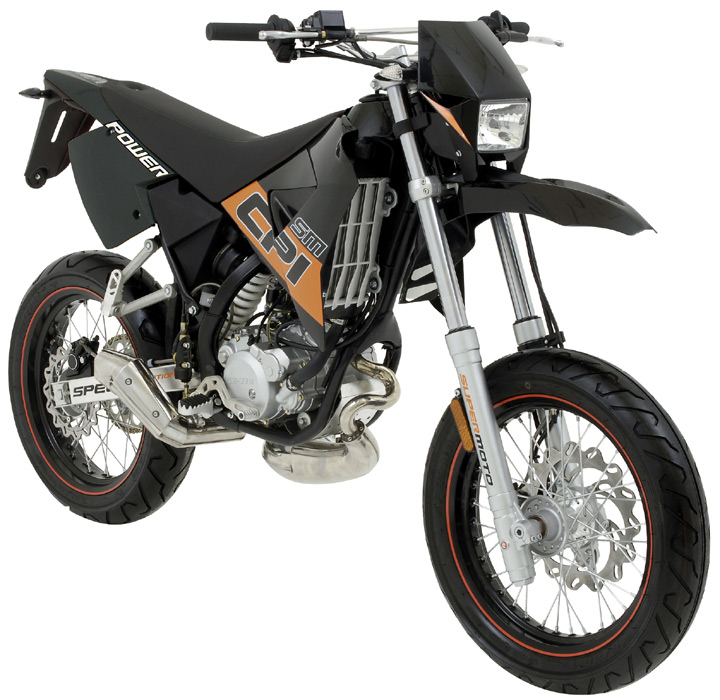CCM Super motard #6