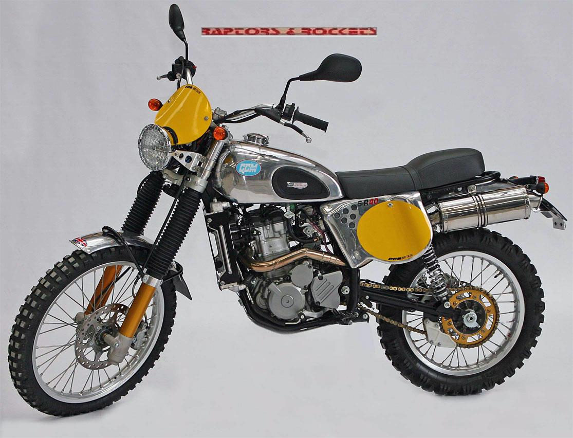 CCM Super motard #7
