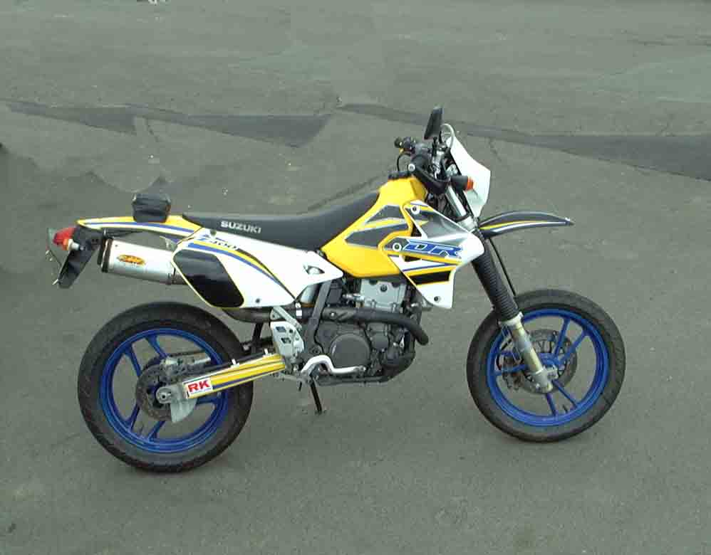 CCM Super motard #8