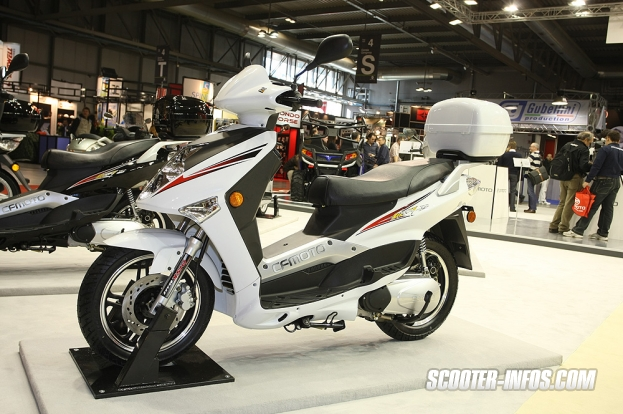 CF Moto Scooter #9