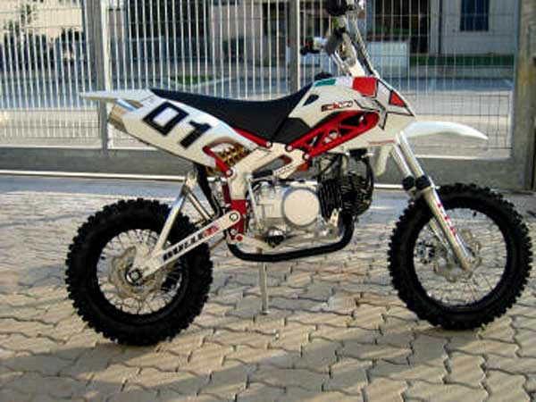CH Racing Cross Minibike #11