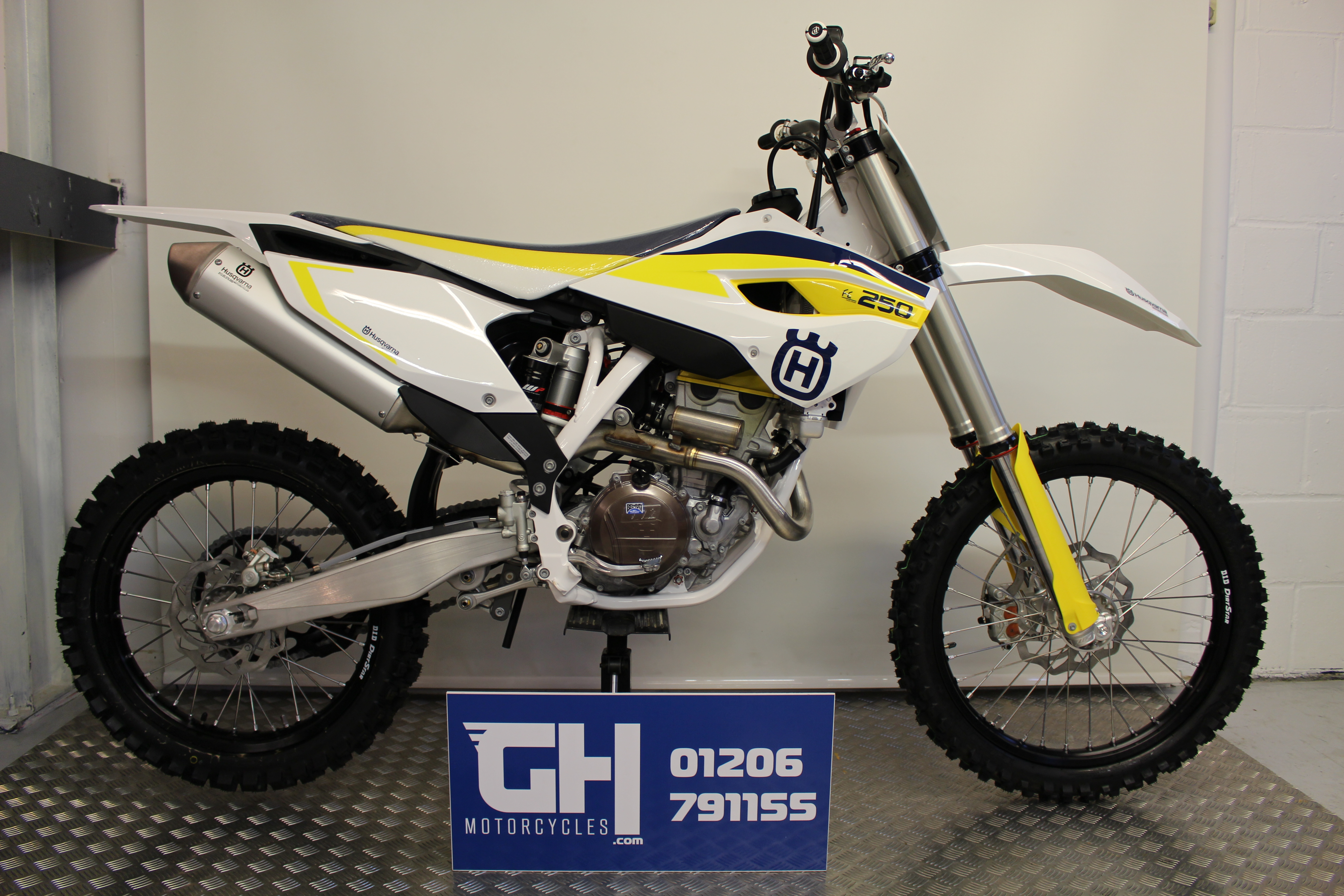 CH Racing Cross Minibike #7