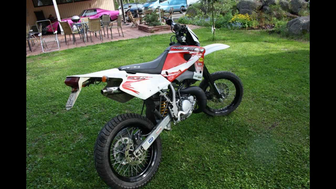 CH Racing Super motard #10