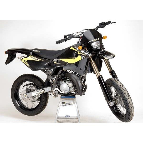 CH Racing WXE 125 Sparta #9