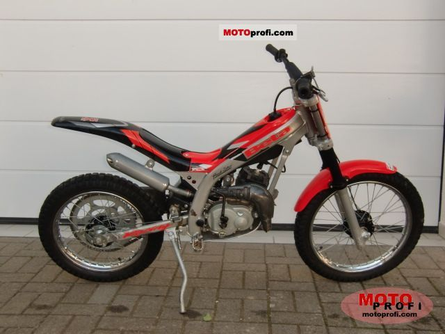 Chang-Jiang Cross Minibike #6