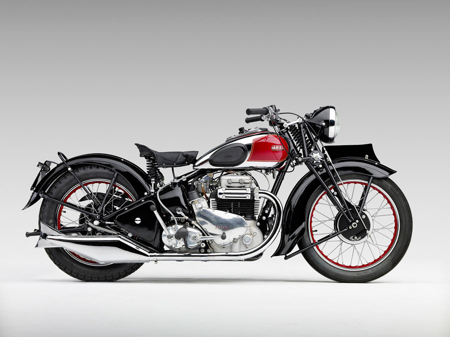 Classic Motorcycles #1