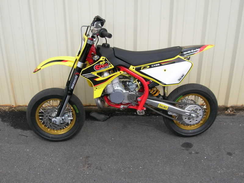 Cobra CX65 Super Moto #2