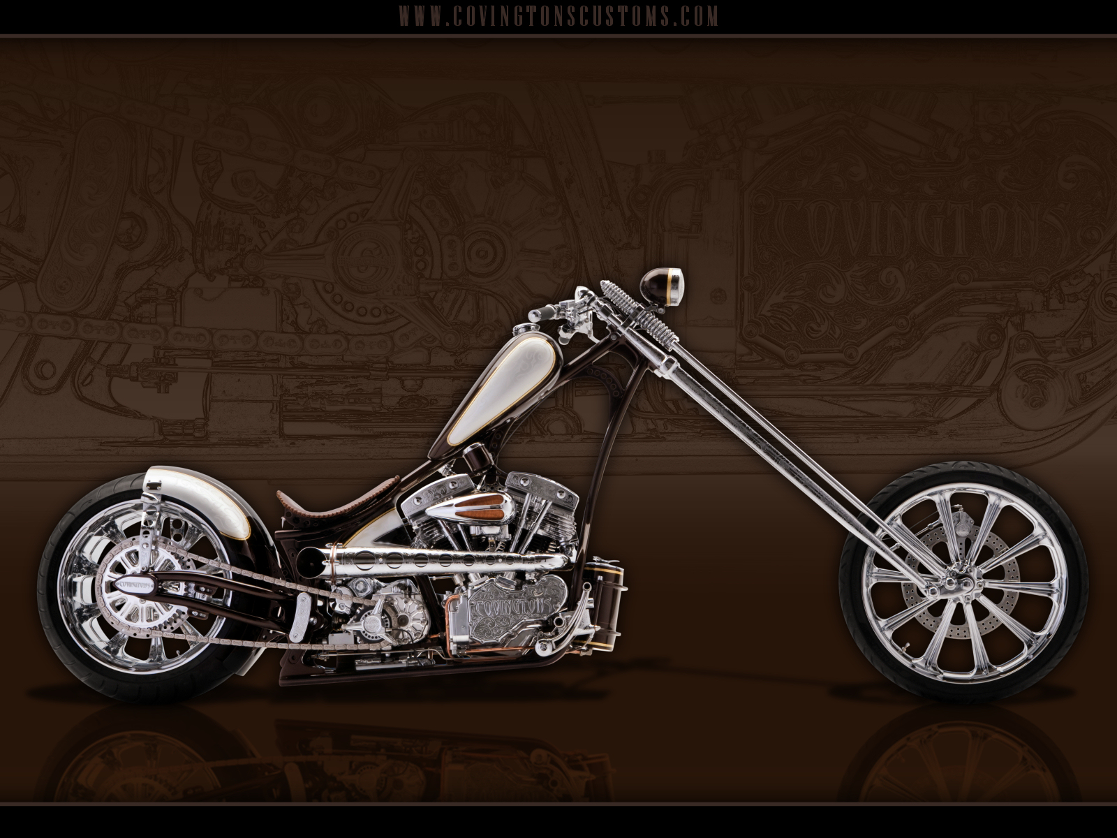 Covingtons Chopper 2011 #1