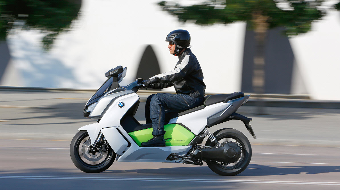 Current Motor Maxi Scooter Looks Incredibly Trendy Image 7