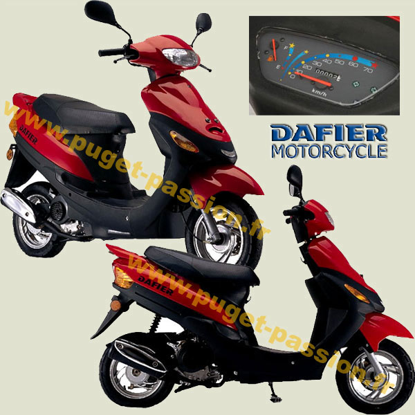 Dafier Scooter #14