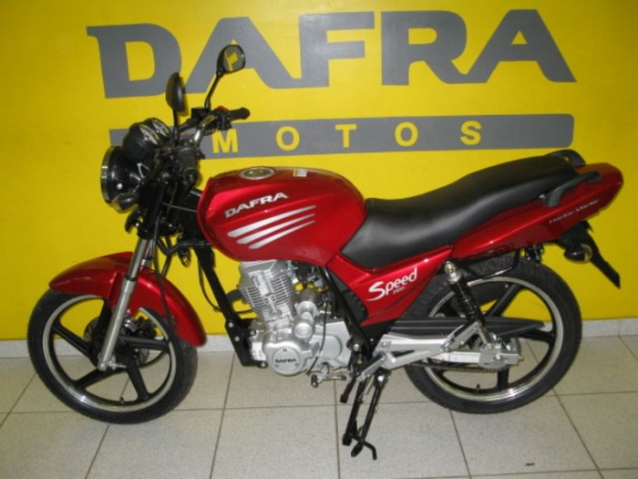 Dafra Speed 150 2011 #10