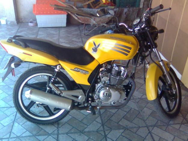 Dafra Speed 150 #5