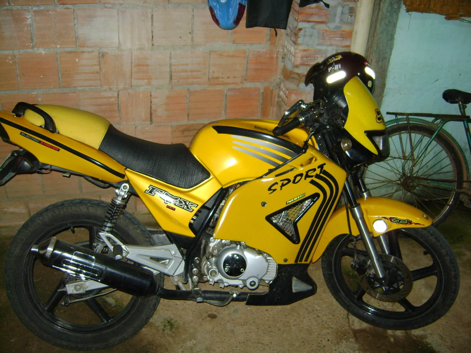 Dafra Speed 150 #6