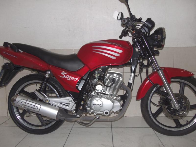 Dafra Speed 150 #8