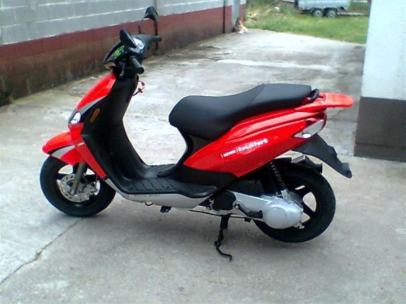 Derbi Atlantis #6