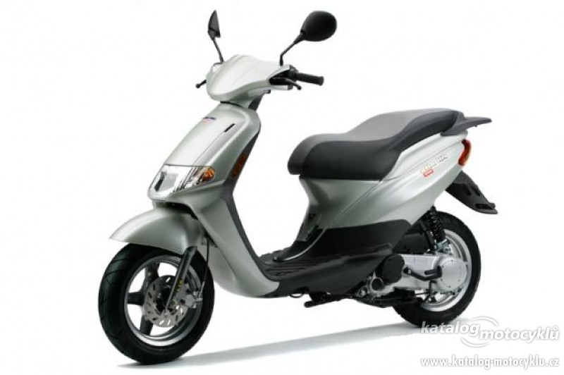 Derbi Atlantis City 50 4T 2006 #1