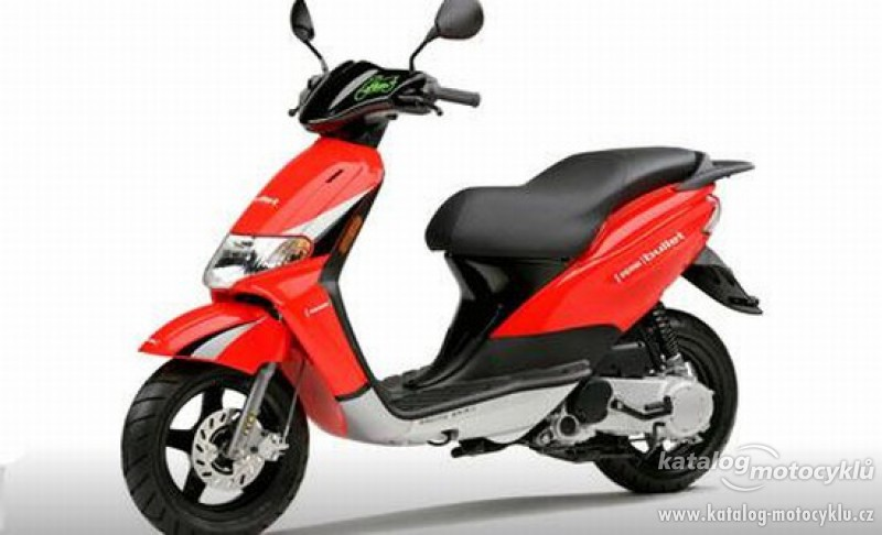 Derbi Atlantis City 50 4T 2006 #10