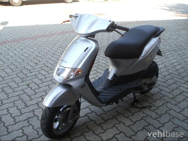 Derbi Atlantis City 50 4T 2006 #11