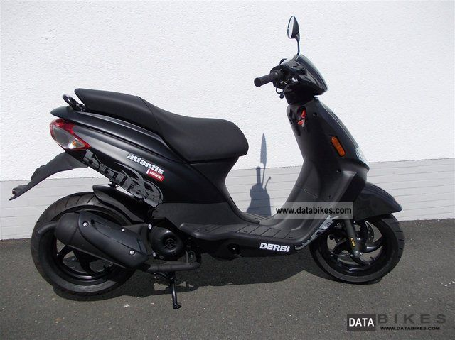 Derbi Atlantis City 50 4T 2006 #14