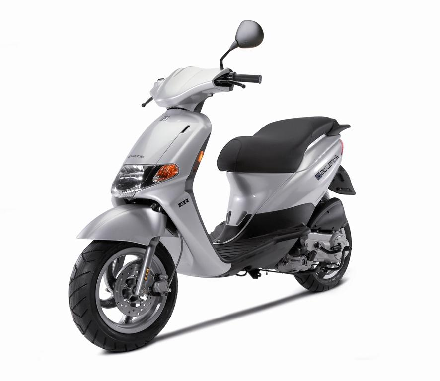 Derbi Atlantis City 50 4T 2006 #2