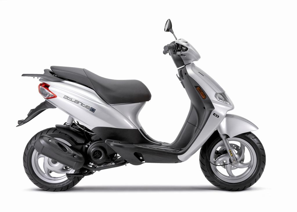 Derbi Atlantis City 50 4T 2006 #3
