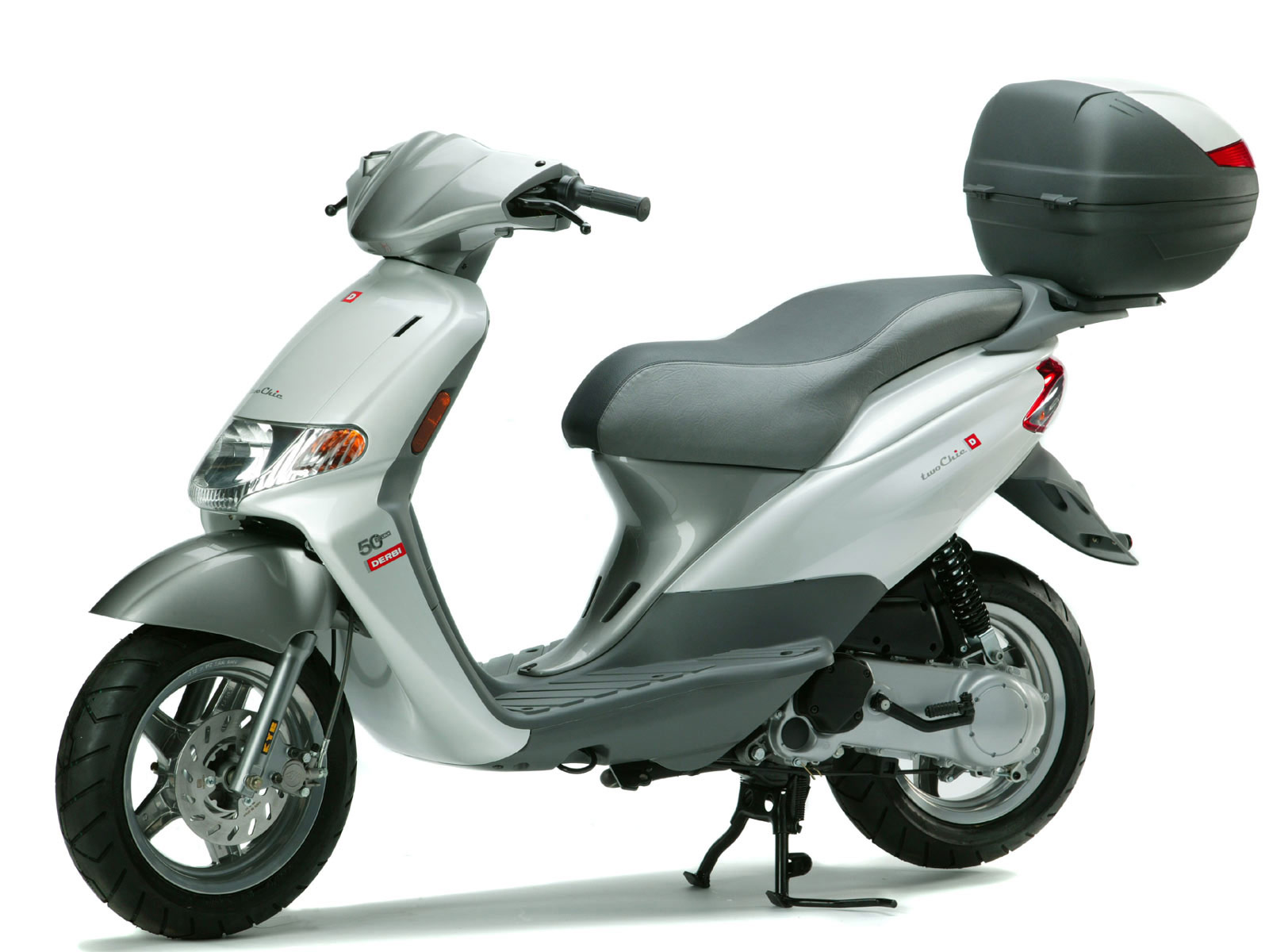 Derbi Atlantis City 50 4T 2006 #4